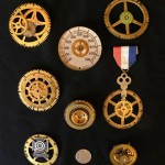 Steampunk Pins and Medals
