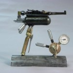 Steam Powered Pistol