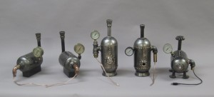 Steampunk Boilers