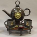 Steampunk teapot