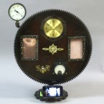steampunk music player