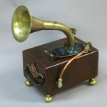 steampunk ipod music box