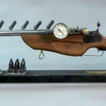 Steam Powered Weapons by Bernard Maets