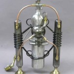 steampunk rocket pack
