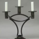 Steampunk Candlestick