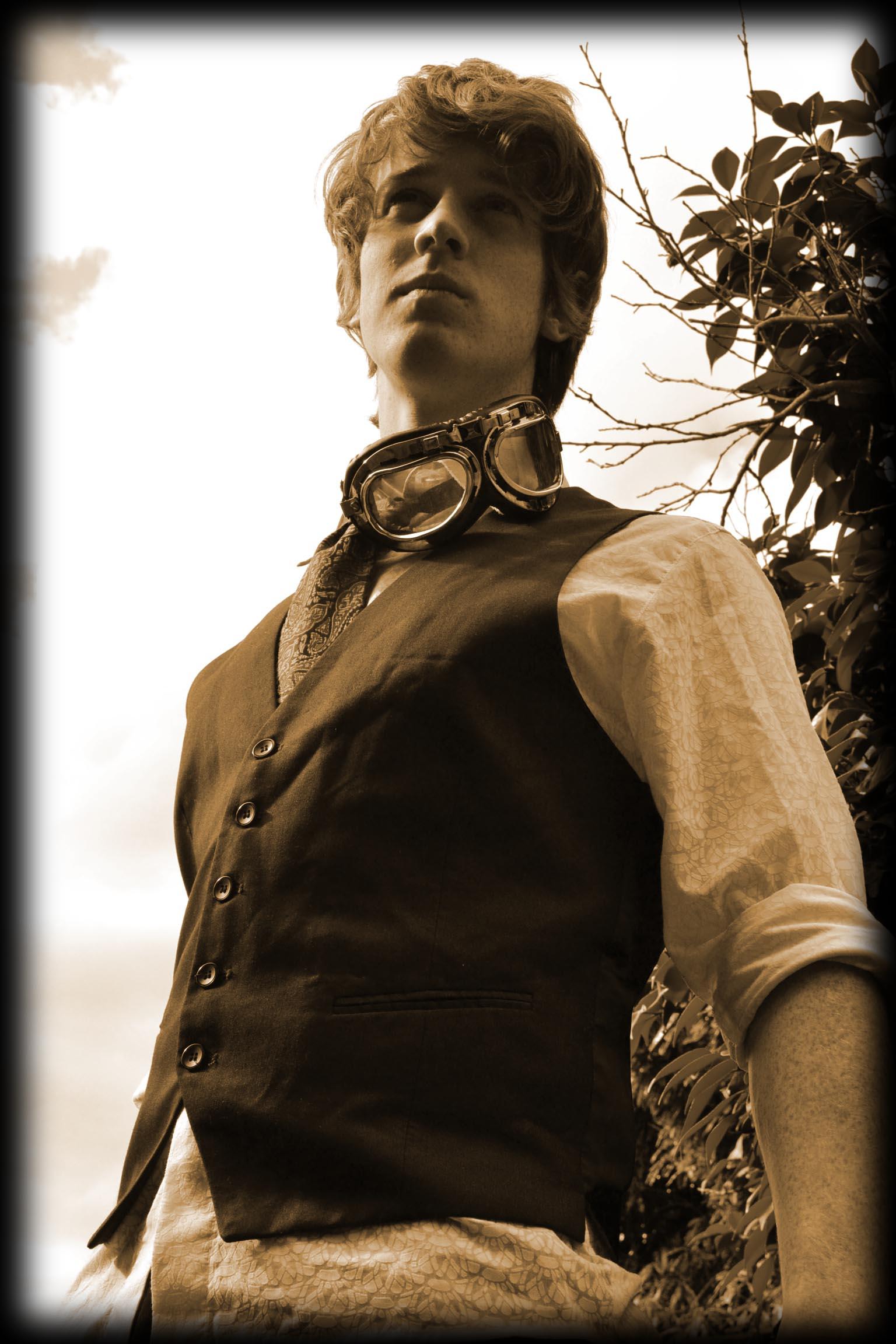 Steampunk Crick